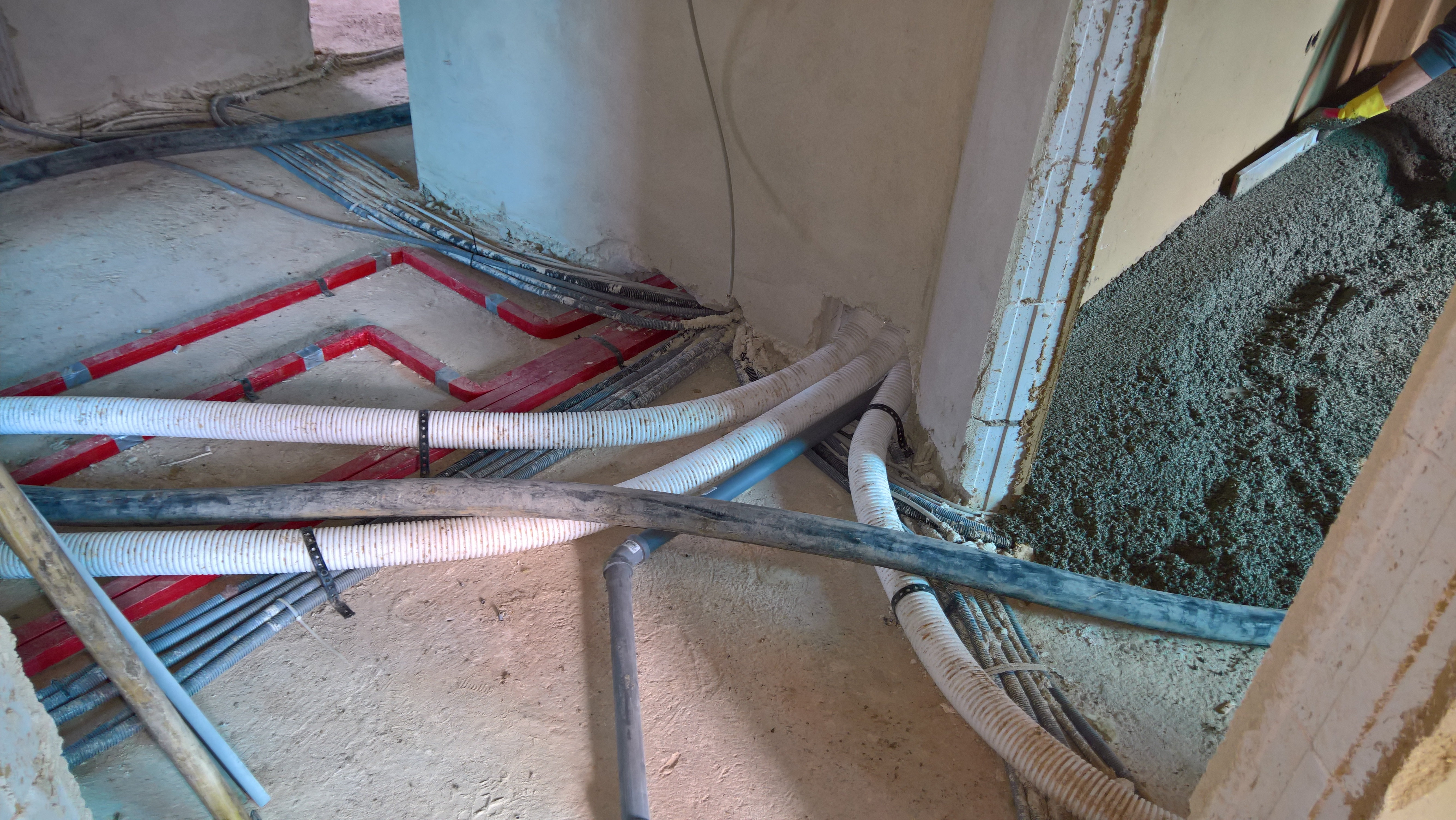 Elektroinstallation – Hausbau